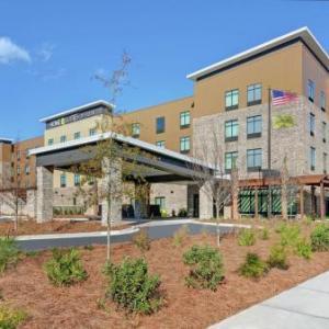 Credit One Stadium Charleston Hotels - Home2 Suites By Hilton Charleston Daniel Island Sc