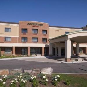 Toronto Motorsports Park Hotels - Courtyard By Marriott Hamilton