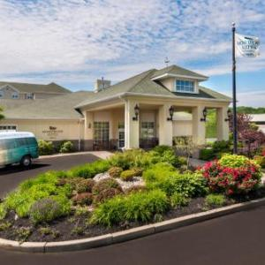 Hotels near Gateway City Arts - Homewood Suites by Hilton Holyoke-Springfield/North