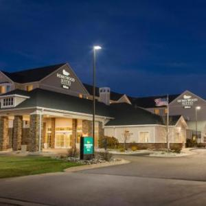 Hotels near Bison Sports Arena - Homewood Suites By Hilton Fargo Nd