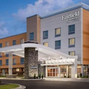Fairfield Inn & Suites by Marriott Cleveland Tiedeman Road