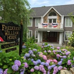 Frederick William House