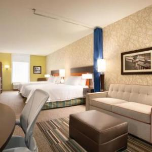 B&A Warehouse Hotels - Home2 Suites By Hilton Birmingham Downtown