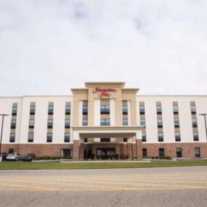 Hampton Inn & Suites Big Rapids Mi