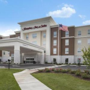 Hampton Inn & Suites Rocky Hill -Hartford South