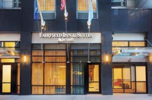 Fairfield Inn & Suites New York Downtown Manhattan/world Trade C