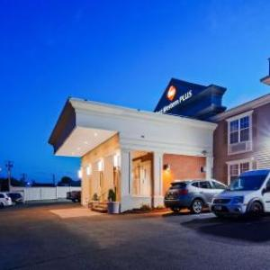 Hotels near Fairfield University - Best Western Plus Black Rock Inn