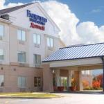 Fairfield Inn And Suites St Charles