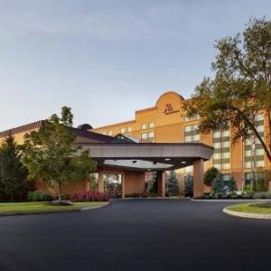 Butler County Fairgrounds Hotels - Cincinnati Marriott North