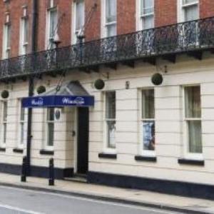 Hotels near Sixways Stadium - The Worcester Whitehouse Hotel