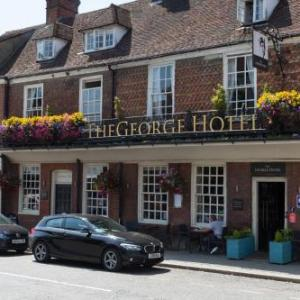 The George Hotel & Brasserie Cranbrook