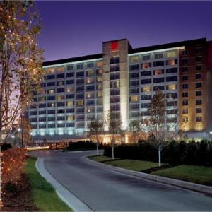 Ultimate Soccer Arenas Hotels - Auburn Hills Marriott Pontiac