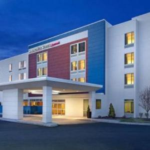 Hotels near Piere's Entertainment Center - SpringHill Suites by Marriott Fort Wayne North