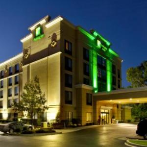 Hotels near Michigan Theater Ann Arbor - Holiday Inn Hotel & Suites Ann Arbor Univ. Michigan Area