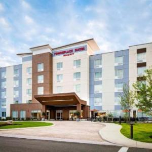 East Kentwood High School Hotels - TownePlace Suites by Marriott Grand Rapids Airport Southeast