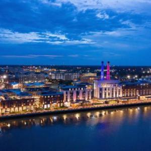 JW Marriott Savannah Plant Riverside District