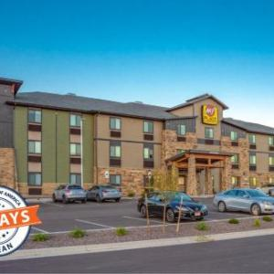 My Place Hotel-Colorado SpringsCO