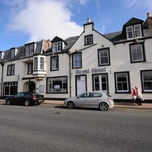 An Lanntair Stornoway Hotels - Royal Hotel