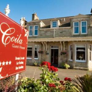 Hotels near Palace Theatre Kilmarnock - Coila Guest House
