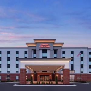 Hampton Inn & Suites Bridgeview Chicago Il