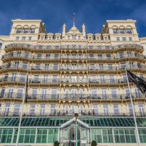 Hotels near The Brighton Centre - The Grand Brighton
