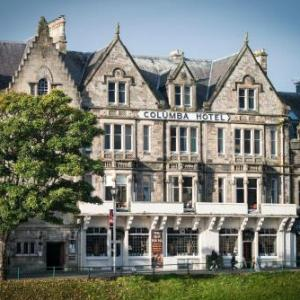Eden Court Theatre Hotels - Columba Hotel Inverness by Compass Hospitality