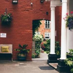 Theatre Severn Shrewsbury Hotels - Darwin's Townhouse