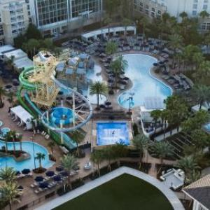 Champion Stadium Hotels - Gaylord Palms Resort & Convention Center