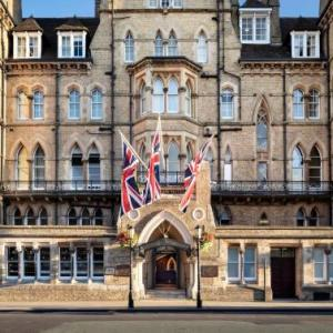 Hotels near New Theatre Oxford - Macdonald Randolph Hotel