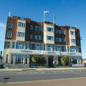 Hotels near Embassy Theatre Skegness - County Hotel