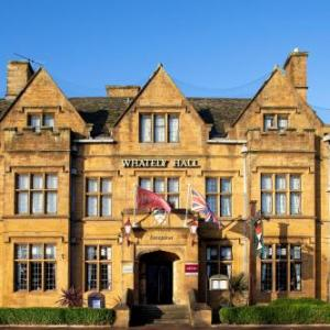 Hotels near The Mill Arts Centre - Mercure Banbury Whately Hall Hotel