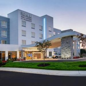 Hotels near The Vineyard and Brewery at Hershey - Fairfield Inn & Suites By Marriott Harrisburg International Airport
