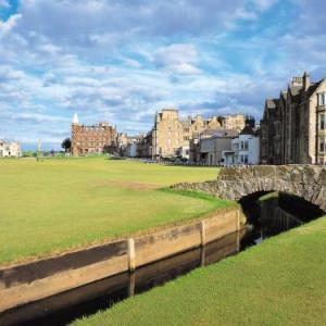 Hotels near Old Course St Andrews - Rusacks Hotel
