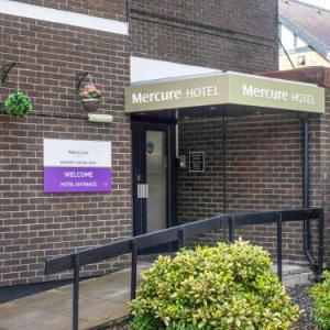 Bedford Corn Exchange Hotels - The Bedford Centre Hotel By Accorhotels