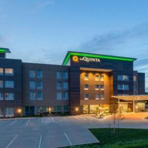 Hotels near Prairie Meadows - La Quinta by Wyndham Altoona Des Moines