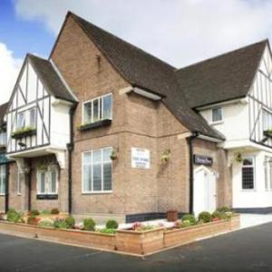 Hotels near Aintree Racecourse - The Park Hotel