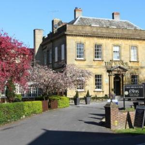 Hotels near Westlands Entertainment Venue Yeovil - Manor Hotel by Greene King Inns