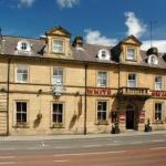 Hotels near Alnwick Castle - White Swan Hotel