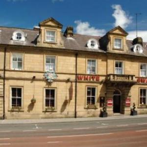 Hotels near Alnwick Castle - White Swan Hotel