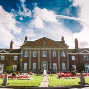 Capesthorne Hall Macclesfield Hotels - Mottram Hall