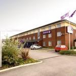 Premier Inn Warrington Central North