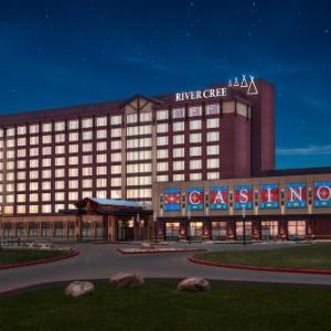 Hotels near River Cree Resort and Casino - Marriott Edmonton At River Cree Resort