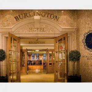 Hotels near Symphony Hall Birmingham - Macdonald Burlington Hotel