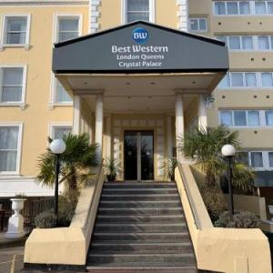 Hotels near Crystal Palace National Sports Centre - Best Western London Queens Crystal Palace