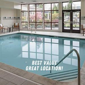Kenmore Lanes Hotels - Courtyard By Marriott Seattle Kirkland