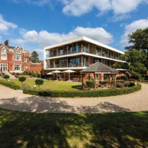 Hotels near University Of Essex Colchester - Wivenhoe House Hotel