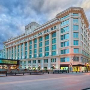 SITE 1A Hotels - Residence Inn Milwaukee Downtown