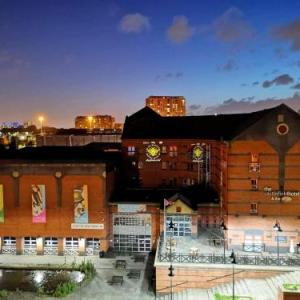 Hotels near Castlefield Bowl Manchester - Castlefield Hotel