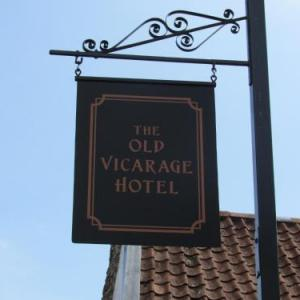 McMillan Theatre Bridgwater Hotels - The Old Vicarage Hotel & Restaurant