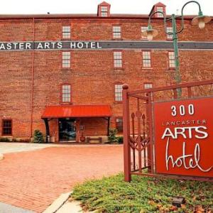 Hotels near Clipper Magazine Stadium - Lancaster Arts Hotel
